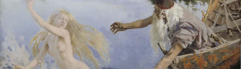 Artisti - Akseli Gallen-Kallela
