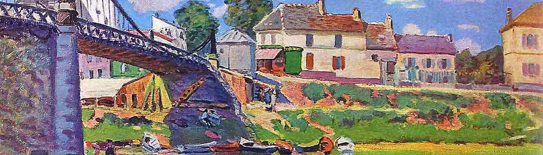 Artisti A-Z - Alfred Sisley