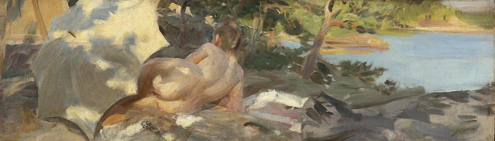 Artisti - Anders Zorn