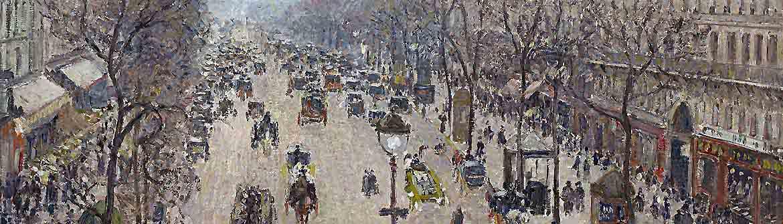 Artisti - Camille Pissarro