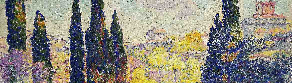 Artisti - Henri Edmond Cross