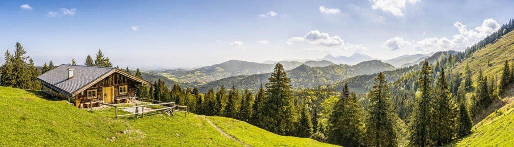 Fotografia - Montagne e valli