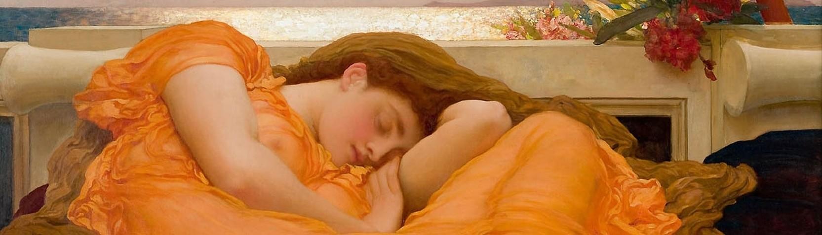 Artisti - Frederic Leighton