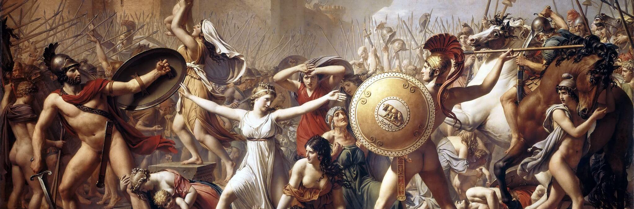 Artisti - Jacques-Louis David