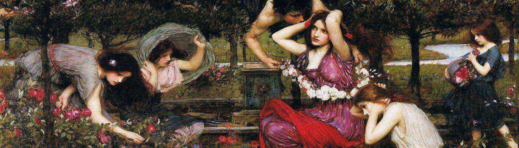 Artisti - John William Waterhouse