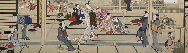 Artisti - Kitagawa Utamaro