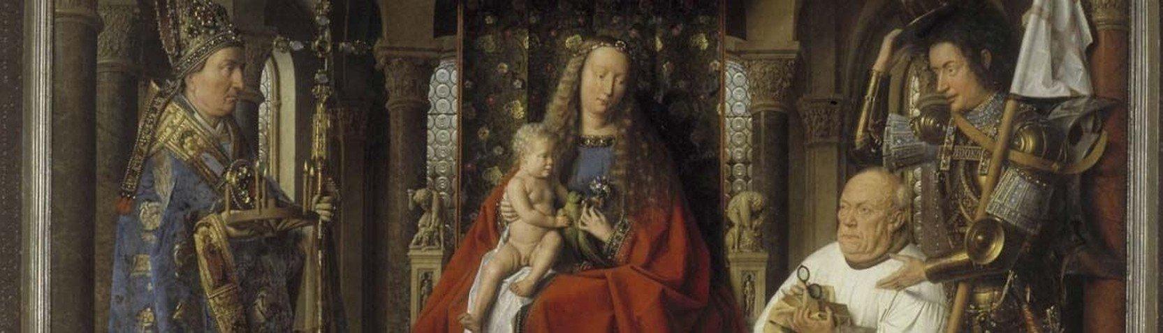 Artisti - Jan van Eyck