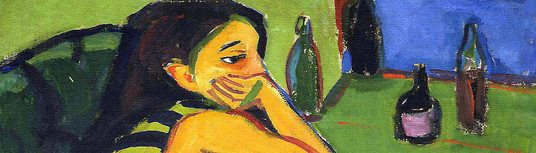 Artisti - Ernst Ludwig Kirchner