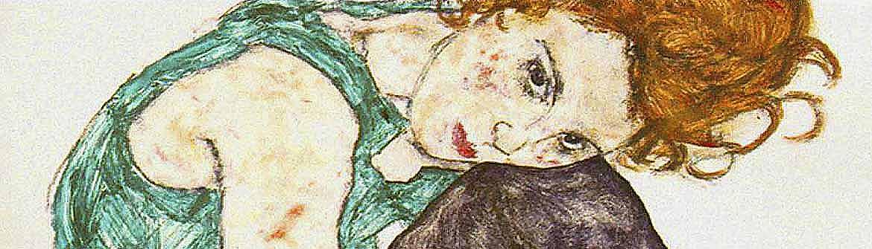 Artisti A-Z - Egon Schiele