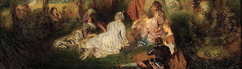 Artisti - Antoine Watteau