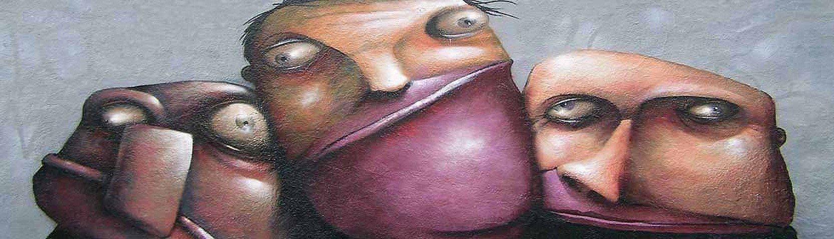 Stili artistici - Graffiti & arte di strada