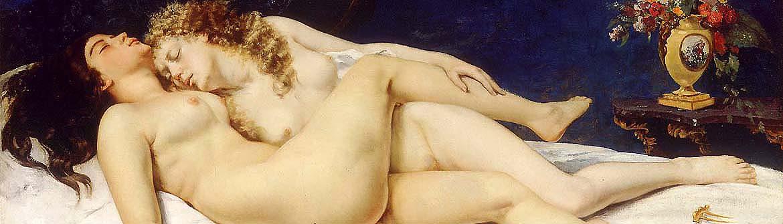 Collezioni - Pittura nudo artistico