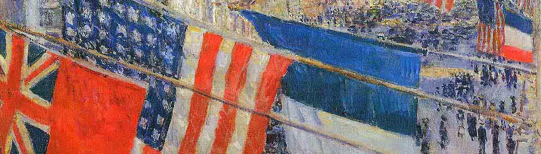 Collezioni - Pittura americana