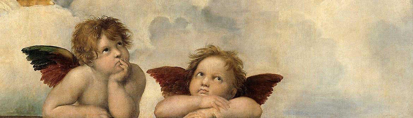 Collezioni - Quadri con angeli