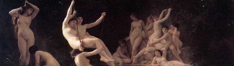 Artisti - William Adolphe Bouguereau