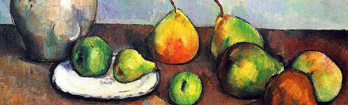 Artisti A-Z - Paul Cézanne