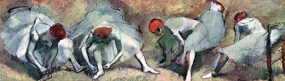 Artisti A-Z - Edgar Degas