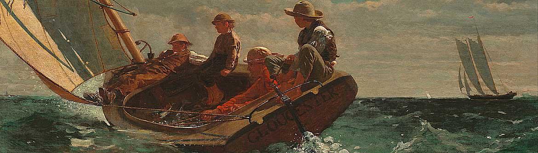 Artisti - Winslow Homer