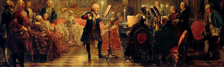 Artisti - Adolf von Menzel